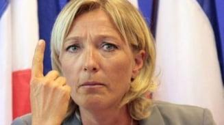 Marine Le Pen: Franta sa se opuna ridicarii restrictiilor pentru romani si bulgari