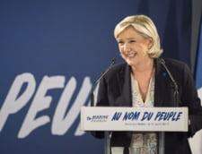 Marine Le Pen, campanie electorala Franta