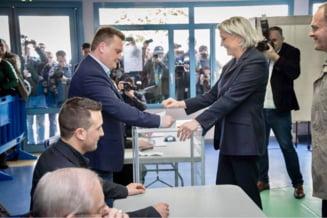Marine Le Pen, criticata de tatal sau pentru ca nu a dus o campanie mai agresiva, in genul lui Trump
