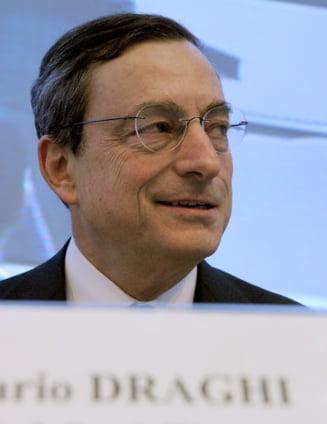 Mario Draghi: Organizarea zonei euro nu este sustenabila