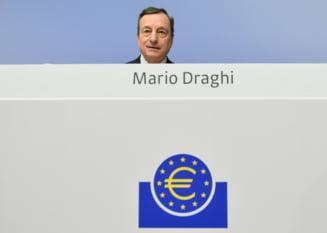 Mario Draghi avertizeaza: O tara isi pierde suveranitatea cand gradul de indatorare este prea mare