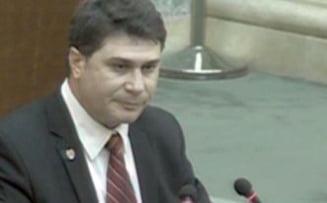 Mario Oprea (PNL), in plenul Senatului: Fu**ing respect, sefu!