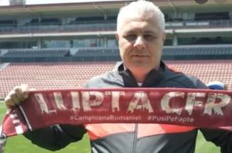 """Marius Șumudică, după ce a fost reconfirmat în funcție la CFR: """"Am pus lucrurile la punct, a fost o ședință"""""""