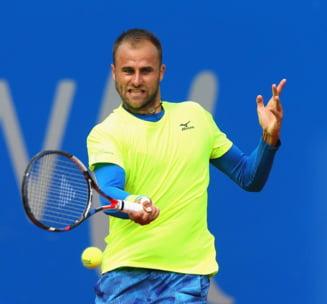 Marius Copil, invins clar de numarul 1 ATP la Madrid