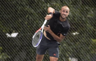 Marius Copil, invins dramatic de Andy Murray la Washington. Scotianul a plans in hohote minute in sir
