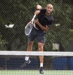 Marius Copil, invins greu de un tenismen de top