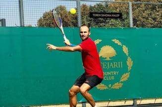 Marius Copil a acceptat oferta primita din partea lui Roger Federer