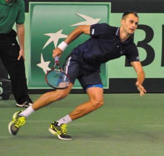 Marius Copil a castigat turneul de la Quimper