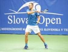 Marius Copil a pierdut finala turneului de la Bratislava
