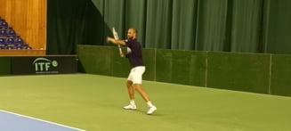 Marius Copil a restabilit egalitatea in meciul cu Portugalia, din Cupa Davis