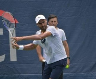 Marius Copil castiga in primul tur la US Open