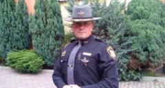 Marius Stoika, seriful din Ohio nascut in Ardeal care a fentat de doua ori moartea. A salvat viata unui criminal ce va ajunge pe scaunul electric - FOTO