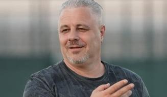 "Marius Sumudica, ofertat sa vina la Dinamo . ""Ma suna de o saptamana incontinuu"""