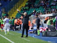 Marius Sumudica a primit cel mai rapid cartonas galben, din postura de antrenor, in istoria primei ligi din Turcia (Video)