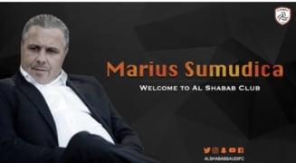 Marius Sumudica a semnat cu o noua echipa - oficial