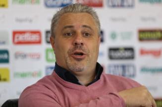 Marius Sumudica si-a anuntat plecarea pe un ton furibund: Sa vina Guardiola sau Mourinho, n-o sa faca mai mult ca mine! Dragoste cu sila nu se poate