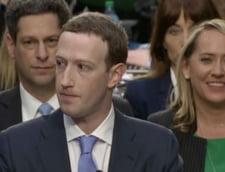 "Mark Zuckerberg, audiat in Congresul SUA in scandalul ""Cambridge Analytica"": Este greseala mea si imi pare rau"