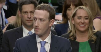"Mark Zuckerberg, audiat in Congresul SUA in scandalul ""Cambridge Analytica"": Este greseala mea si imi pare rau"