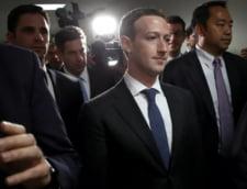 "Mark Zuckerberg ""da socoteala"" in fata Congresului American despre Cambridge Analytica"