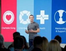 Mark Zuckerberg, somat sa vina in Congresul SUA sa dea explicatii in cazul Cambridge Analytica