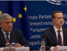 Mark Zuckerberg a fost audiat in Parlamentul European. Ce a promis si cat a convins? (Video)