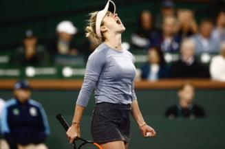Marketa Vondrousova, eliminata de la Indian Wells: Iata cu cine va juca Bianca Andreescu in semifinale