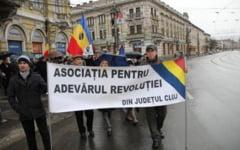 """Marsul Revolutiei de la Cluj. """"Cei care au preluat puterea dupa 1989 nu au aplicat legi pentru societatea romaneasca"""""""