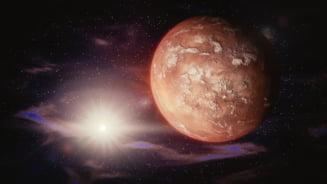 Marte se apropie la cea mai mica distanta de Pamant din ultimii 15 ani. Va straluci mai tare decat de obicei si va putea fi observata cu ochiul liber