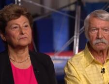 Martha si Bela Karolyi reactioneaza in cazul de agresiune care a zguduit lumea gimnasticii