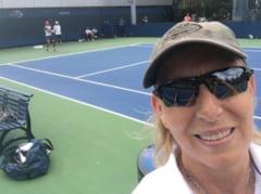 Martina Navratilova a ales surpriza anului in tenisul feminin: Cu ce a impresionat-o Simona Halep si ce spune despre Bianca Andreescu