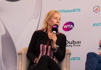 Martina Navratilova ii transmite un mesaj Serenei Williams dupa esecul din finala cu Simona Halep: Nu mai pacali tenisul!