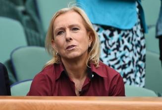 Martina Navratilova si-a ales favorita la castigarea US Open: As fi mizat pe Simona Halep, dar acum trebuie sa ma razgandesc