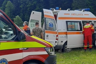 "Marturia cutremuratoare a unui barbat care si-a salvat tatal atacat de urs: ""L-am auzit urland cu disperare"""