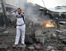 Marturie din Gaza: Scos mort din daramaturi, un student se incapataneaza sa traiasca