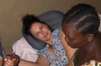 """Marturie din infern: """"Piciorul meu n-avea puls"""". Ce s-a intamplat cu actrita Ashley Judd in jungla africana"""