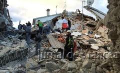 Marturii cutremuratoare ale unor vranceni, din infernul lasat in urma de cutremurul care a indoliat Italia