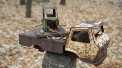 Marturii cutremuratoare de la cel mai mare dezastru nuclear: Cernobil mi-a otravit copilaria