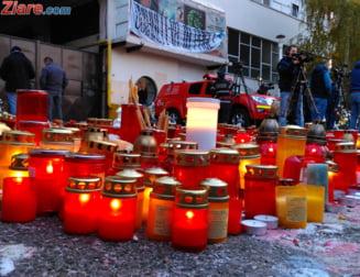 Marturii cutremuratoare in procesul Colectiv: Viata mea este intre biserica si cimitir