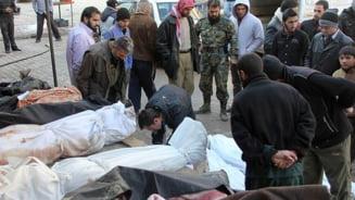 Marturii despre iadul crestinilor din Siria: Renuntati la Mantuitorul vostru sau sunteti crucificati
