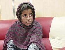 Marturiile cutremuratoare ale fetitei afgane care purta o vesta cu explozibili