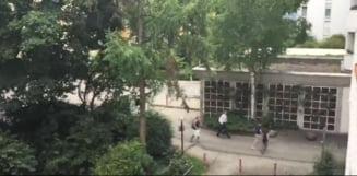 Marturiile fetei care a filmat scenele de groaza de la mall-ul din Munchen: Oamenii aceia ne-au salvat vietile! (Video)