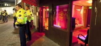 Marturiile unei prostituate romance din Cartierul Rosu: Guvernul este pestele nostru cel mai mare