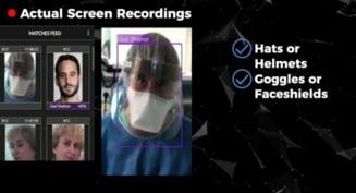 Masca nu ascunde cine esti: Tehnologia care-ti recunoaste chiar si fata acoperita