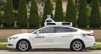 Masina Uber care a omorat un pieton nu a incercat sa franeze. Femeia traversa neregulamentar
