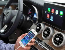 Masina cu iPhone integrat (Video)
