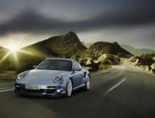 Masina de senzatie a saptamanii: Porsche 911 Turbo S (Galerie foto)
