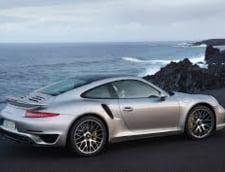 Masina de senzatie a saptamanii: Porsche 911 Turbo S