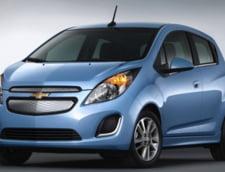 Masina electrica cea mai eficienta: Chevrolet Spark EV (Galerie foto)