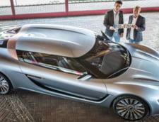 Masina electrica uluitoare ce poate schimba automobilele viitorului
