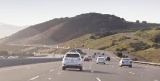 Masina fara sofer si fara volan creata de Google, in curand pe drumurile publice (Video)
